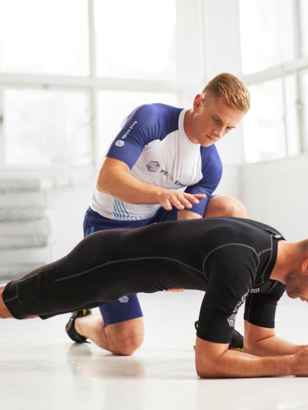 EMS jako rewolucja na rynku fitness?