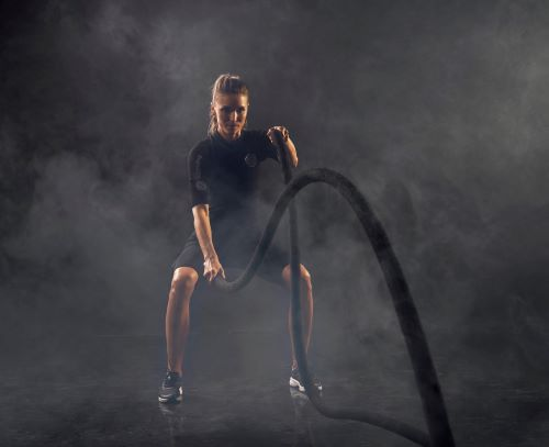 Ile spalisz kalorii przy pomocy elektrostymulacji mięśni?